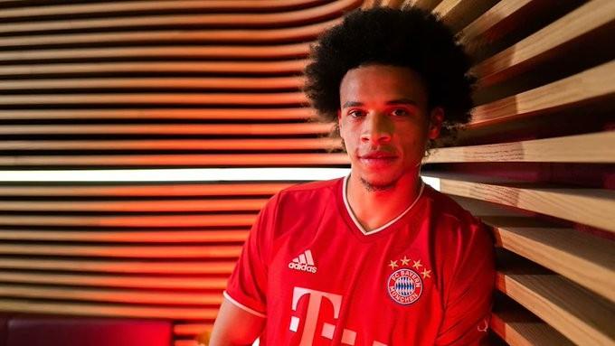 德媒:拜仁计划让萨内主打左路 科曼和格纳布里将在右路竞争出场  足球话题区
