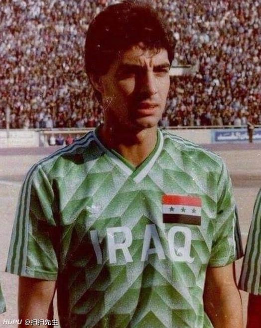 伊拉克历史第一前锋,因感染新冠离世,让人痛心疾首  足球话题区