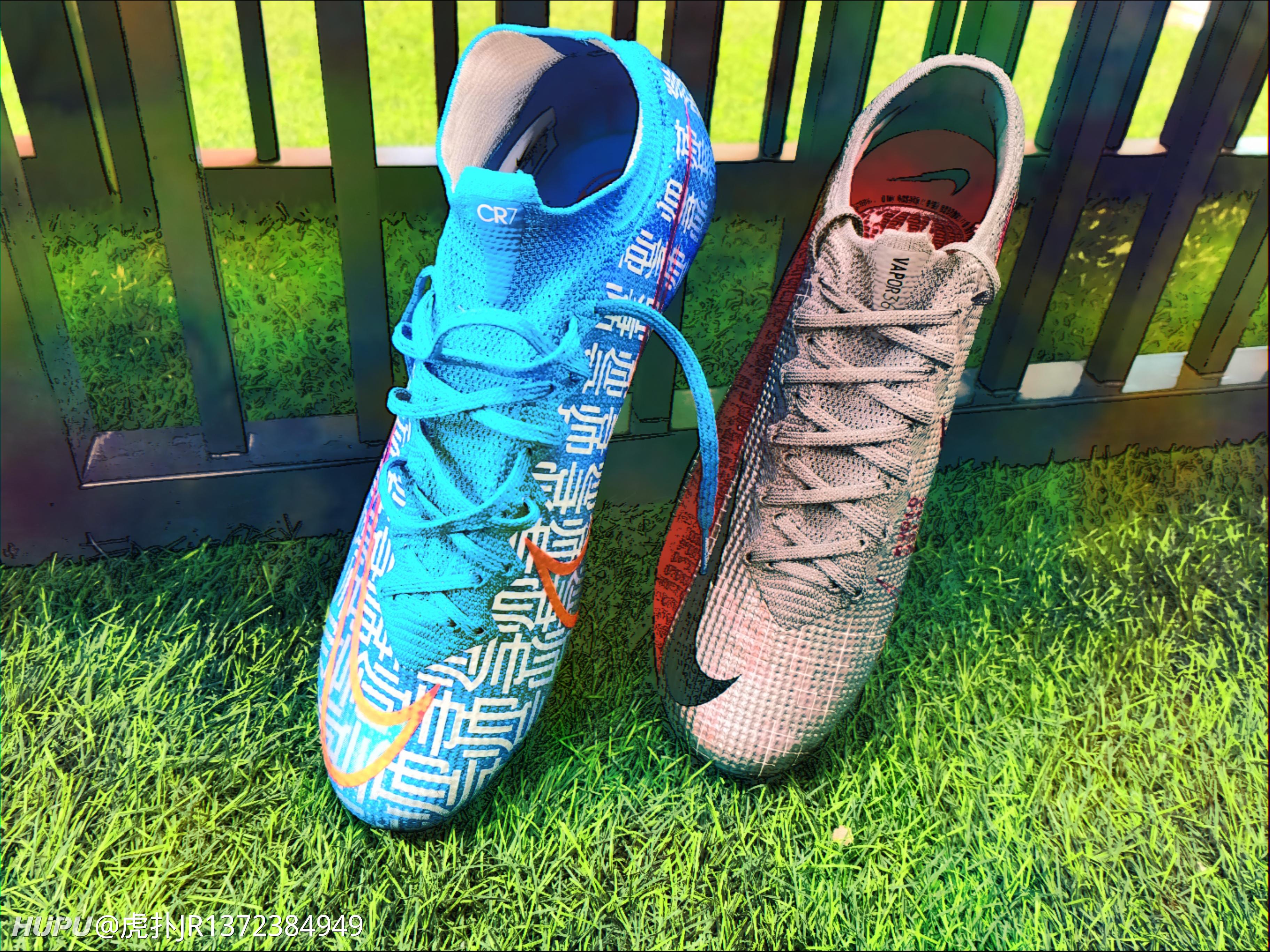 刺客旗下的Vapor和Superfly的区别和穿着感受  足球话题区