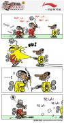 废纸皮NBA漫画(2008-2009赛季)